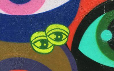 Ogden Genessee Alley Street Art Gallery